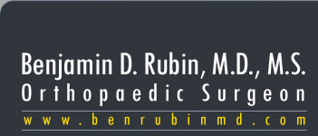 Benjamin D  Rubin - Sports Medicine & Arthroscopic Surgery, Orange